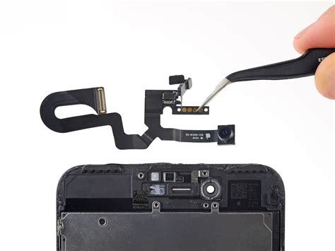 iphone   front camera  sensor cable replacement