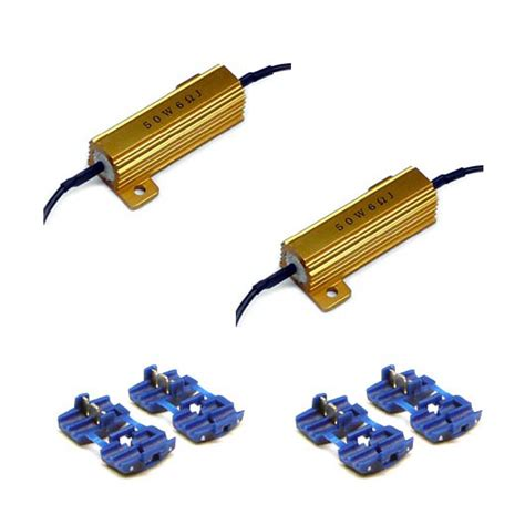 resistor for 12v bulb led load resistor kit