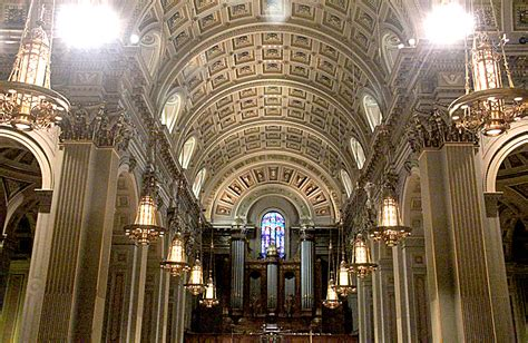Vaulted Ceiling Acoustics Leading Composer Arvo P 228 Rt Shines In Saturday S Cathedral