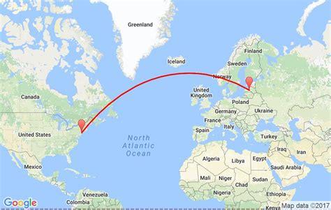 united states flight map return flights from riga to new york united