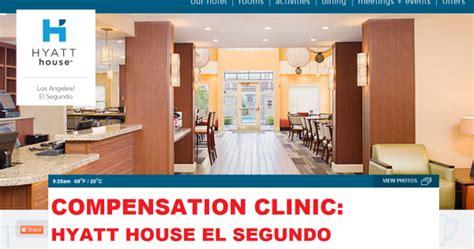 Hyatt House El Segundo by Compensation Clinic Hyatt House El Segundo Loyaltylobby