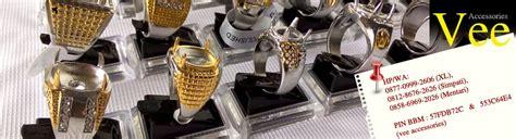 Kalung Xuping Murah 18 12 E grosir cincin murah alloy germanium titanium monel