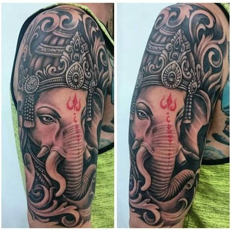 ganesh tattoo studio bali 138 best tattoos images on pinterest tattoo ideas arm