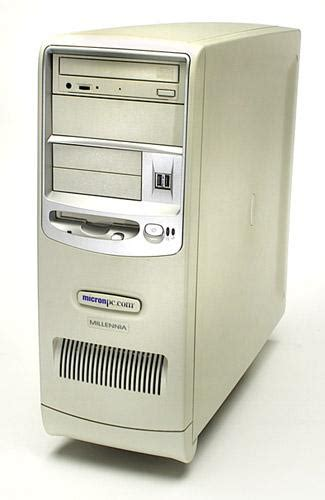 micronpc millennia max xs review rating pcmagcom