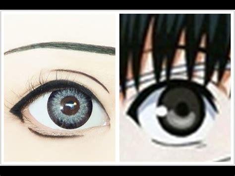 kaneki ken | tutorial : anime eye makeup 151 youtube
