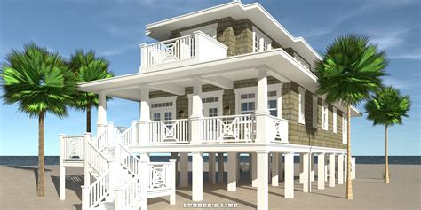 rear view house plans lubber s line house plan tyree house plans