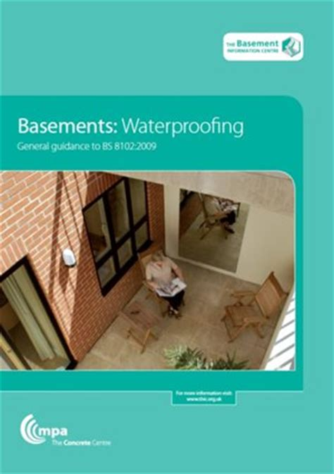 types of basements types of waterproofing