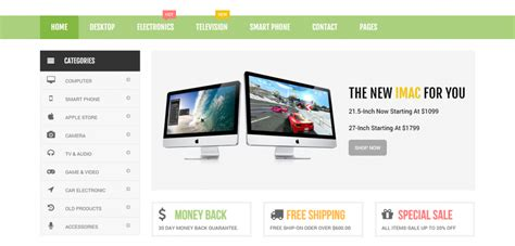 template e commerce free 15 best ecommerce website templates codexcoder