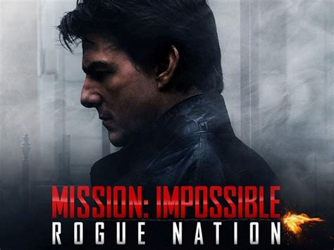 review mission impossible rogue nation with tom video review is quot rogue nation quot tom cruise s last mission