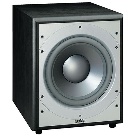infinity powered subwoofer infinity ps210 10 quot powered subwoofer black ps210bk b h