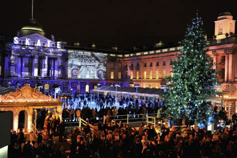 somerset house graphic design somerset house london project tiffany co skate event on
