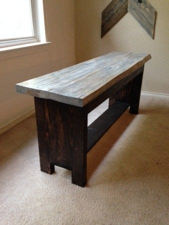 reclaimed wood bench diy 17 best images about reclaimed wood tutorials on pinterest