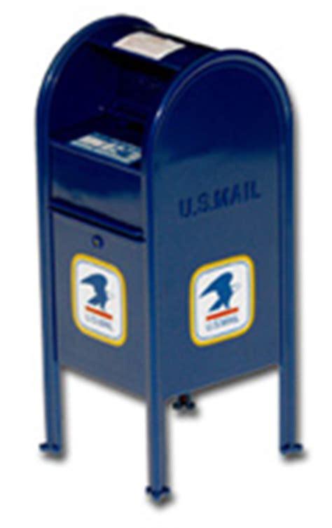 Find your nearest mailbox