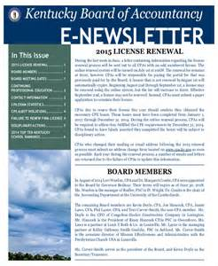 Newsletter Templates by Newsletter Template 17 Free Word Pdf Documents