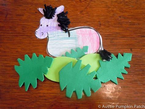 paper bag donkey pattern 1000 images about donkey crafts on pinterest crafts