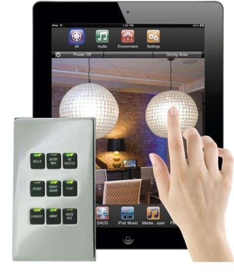 litetouch lighting smart home lighting systems