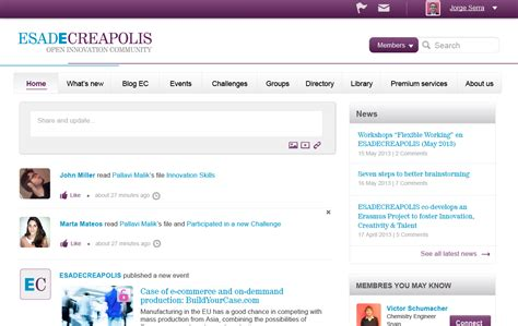 Trends Specialty Mba Programs by Esadecreapolis And The Story Consultancy The Story