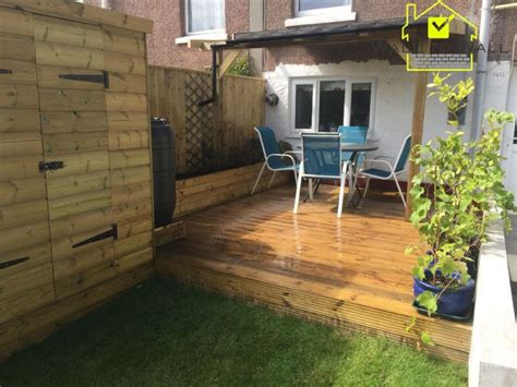 Garden Services Plymouth by Wall To Wall Building And Landscaping Builder In