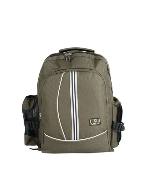 united bags cost united bags green backpack for men buy united bags green