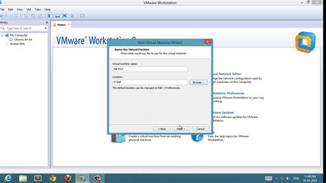 tutorial kali linux vmware security chill