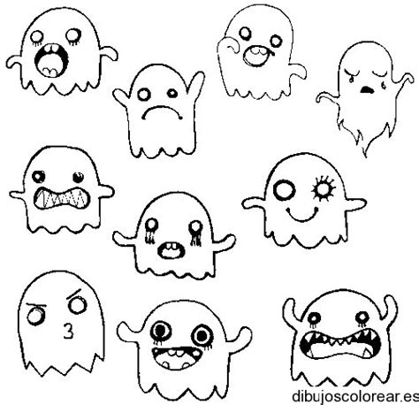 imagenes de calaveras y fantasmas fantasmas