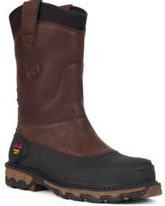 Georgia boots 11 quot muddog waterproof wellington work boot
