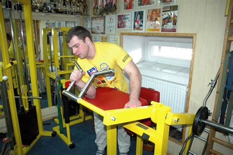 mechanic bench train with mazurenko equipment mechanic preacher bench