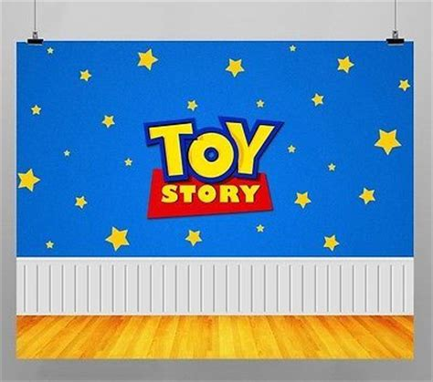 toy story stars birthday party decoration kids photo booth
