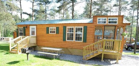 Deluxe Cottages by Deluxe Cabin At Yogi Bear S Jelly Park Vrbo