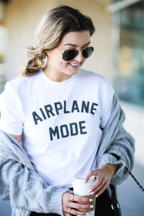 airplane mode cute airplane outfits travel ootd