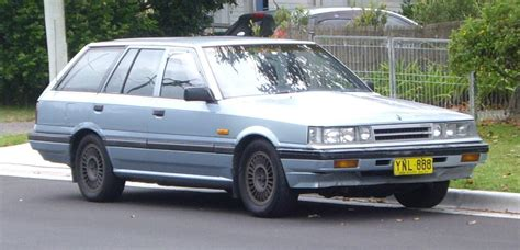 skyline wagon file 1986 nissan skyline r31 gx station wagon