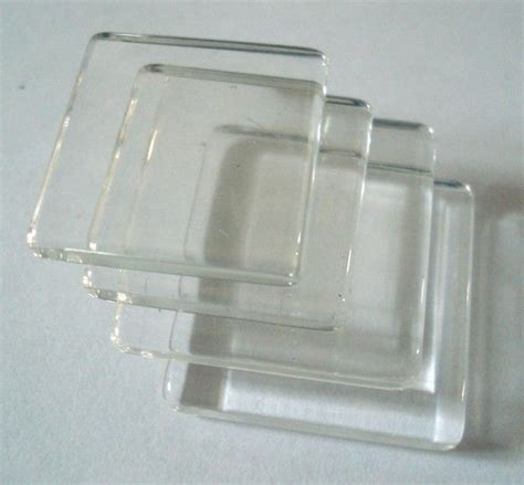 clear glass tiles for jewelry pin by randidesigns on clear the way