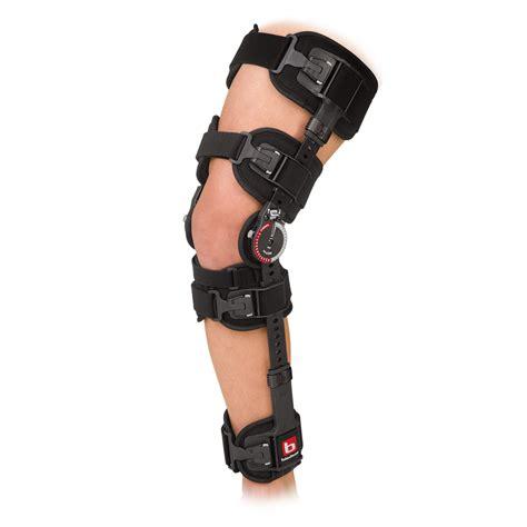 leg brace g3 post op knee brace breg inc