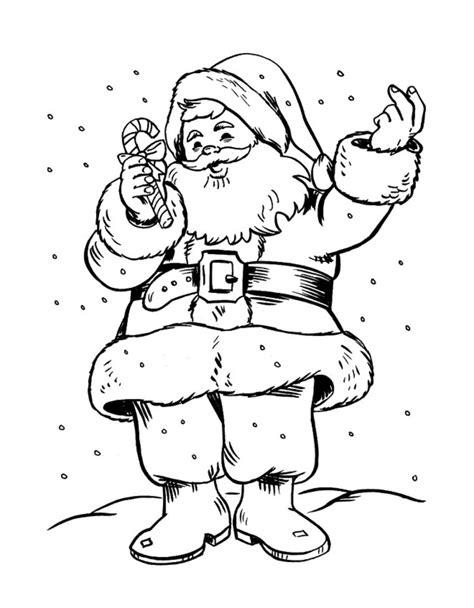 Santa Claus Coloring Pages Coloring Pages Santa S Workshop