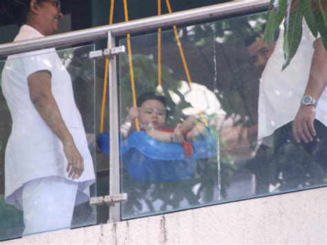 soft swing story oh nothing just taimur ali khan being adorable on a swing