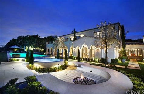 Garage Sales In Newport Ca by 20 995 Million Newly Listed Mansion In Newport Coast Ca
