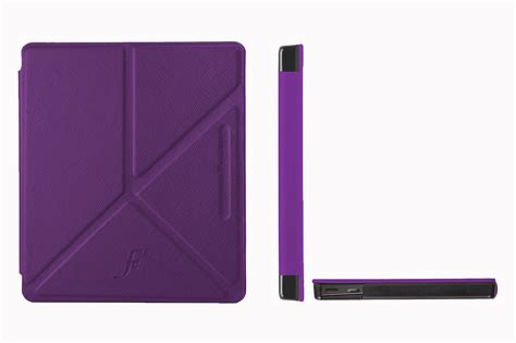 Origami Kindle Cover - forefront cases 174 purple origami smart cover for