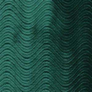 green classic swirl upholstery velvet fabric by the yard