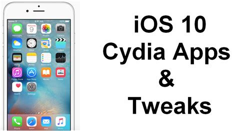 cydia apps best top 10 best cydia apps and tweaks for ios 10