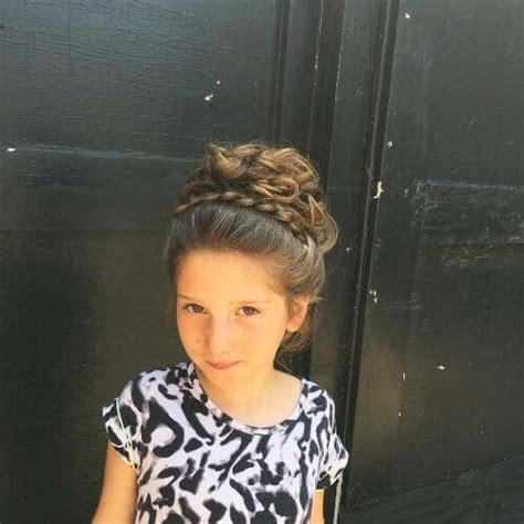 top   girl hairstyles   occasion