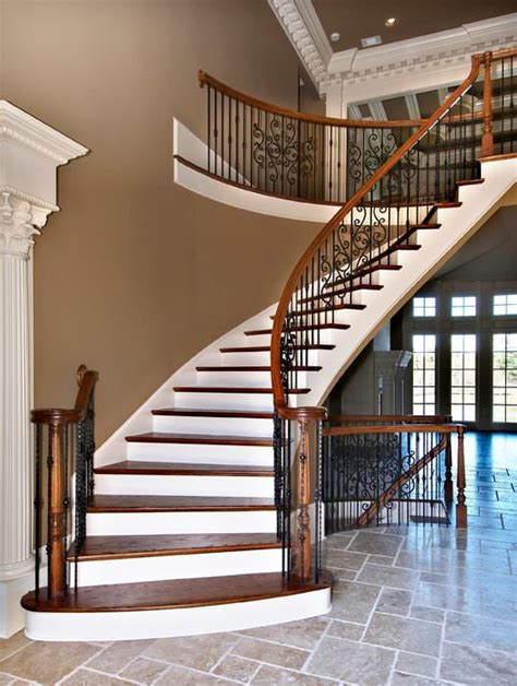 banister stairs ideas railings stairs on pinterest iron railings stairways