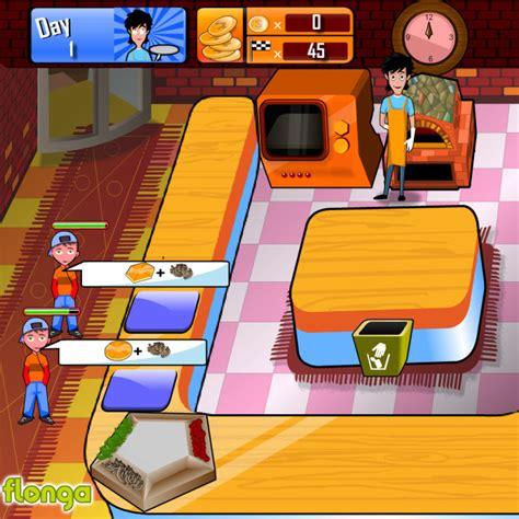 juegos de pisas juegos de tiendas la pizzeria juegos