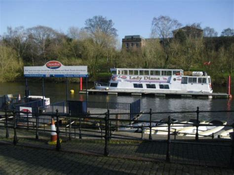 chester boat chester tourist chester boat river dee chester