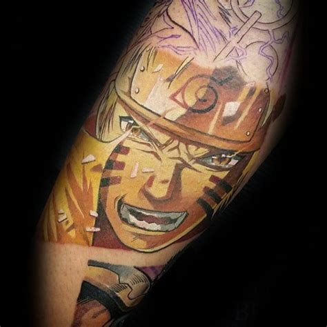 cool anime tattoos 60 anime tattoos for cool design ideas