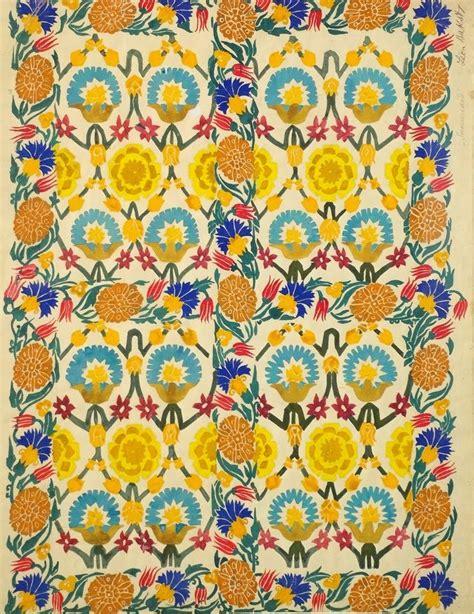 textile pattern jpg leon bakst textile design c1922 pattern print
