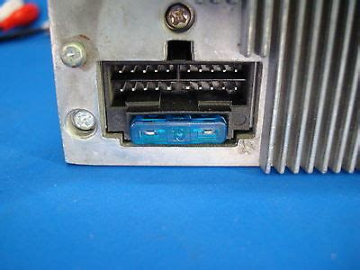 Jensen 20 Pin Radio Wire Harness Stereo Power Plug Cd Dvd