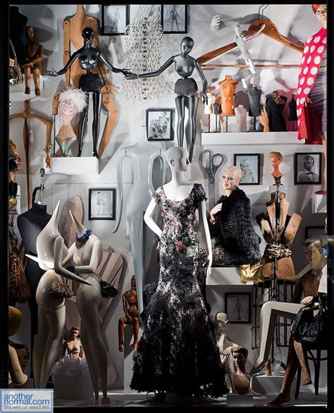 Bergdorf Blogs by Bergdorf Windows Day Two Dcwdesign