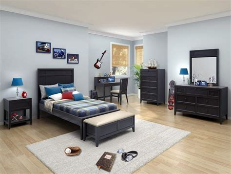 broadway bedroom set black for a growing the