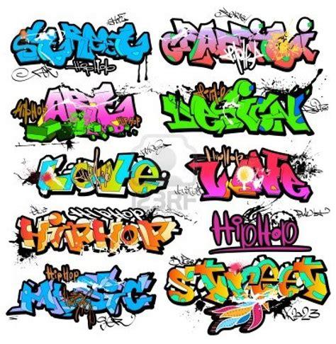 Jumbo Wall Stickers graffiti derceg