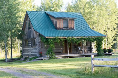 Homestead Cabin by The Homestead Cabin Following Breadcrumbs